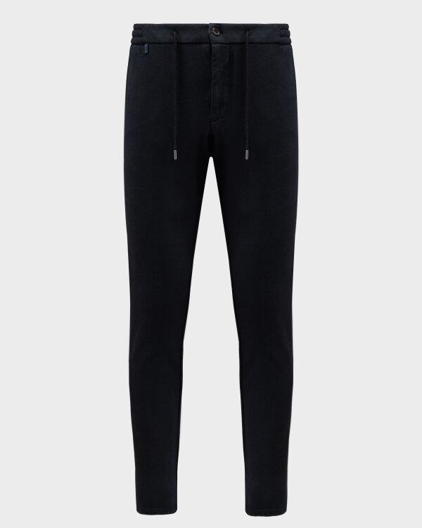 Spodnie Berwich MK0274_BLACK czarny
