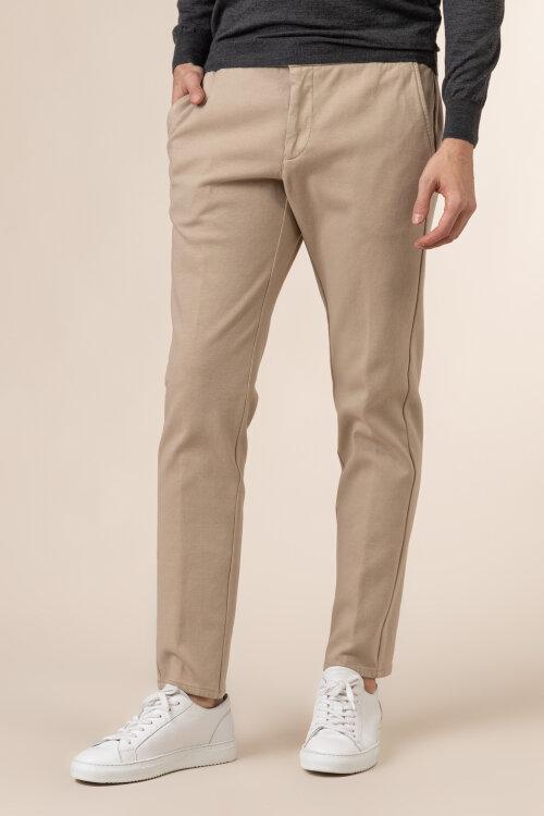 Spodnie Berwich MK0274_CAMOSCIO beżowy