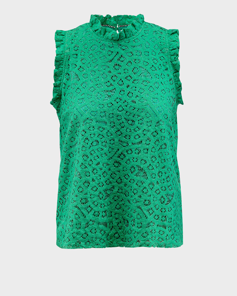 Bluzka Co'Couture 75280_34 Green Zielony Co'Couture 75280_34 GREEN zielony - fot:1