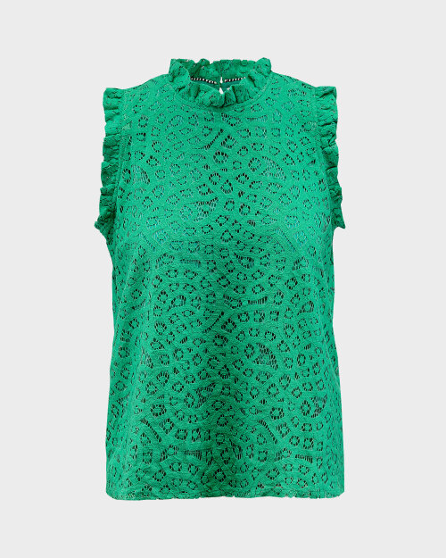 Bluzka Co'Couture 75280_34 Green Zielony Co'Couture 75280_34 GREEN zielony