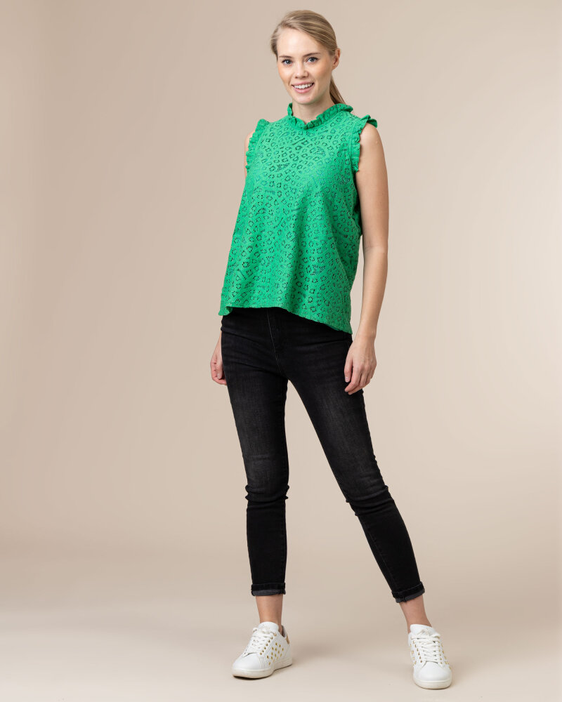 Bluzka Co'Couture 75280_34 Green Zielony Co'Couture 75280_34 GREEN zielony - fot:5