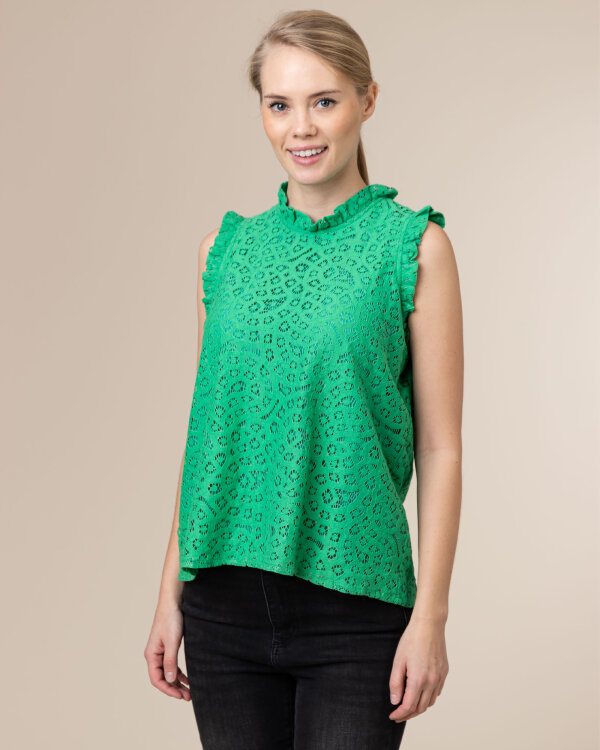 Bluzka Co'Couture 75280_34 GREEN zielony