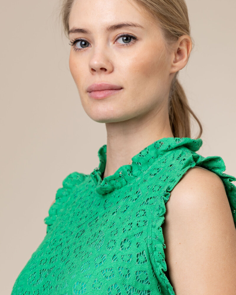 Bluzka Co'Couture 75280_34 Green Zielony Co'Couture 75280_34 GREEN zielony - fot:3