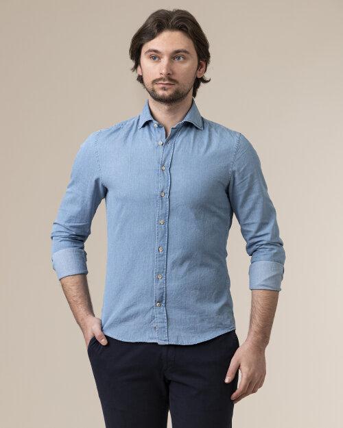 Koszula Stenstroms 775921_5599_150 niebieski