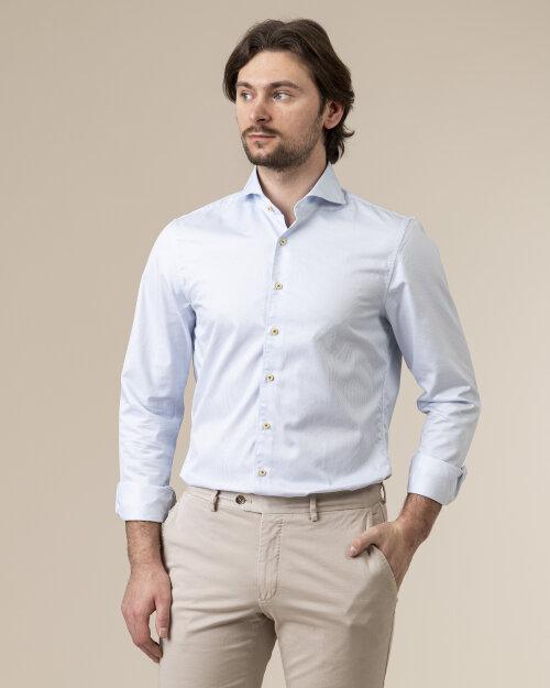 Koszula Stenstroms 775221_1610_102 niebieski