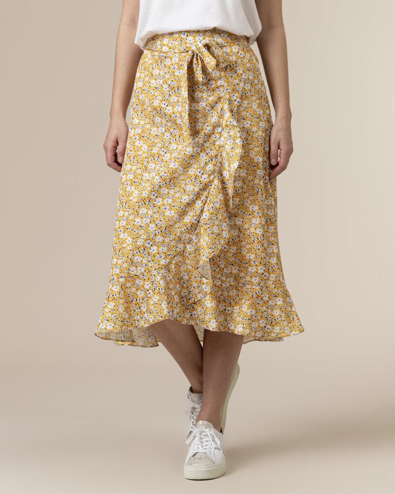 Spódnica Co'Couture 74202_EMMALY_52 YELLOW żółty - fot:2
