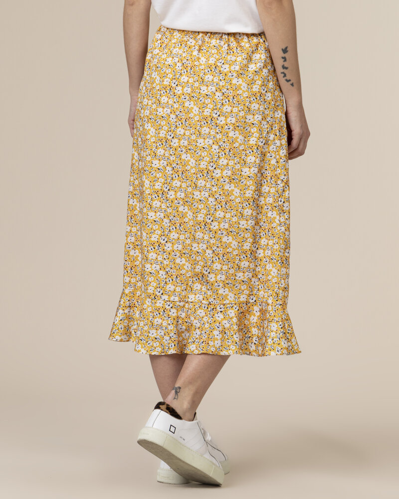Spódnica Co'Couture 74202_EMMALY_52 YELLOW żółty - fot:4