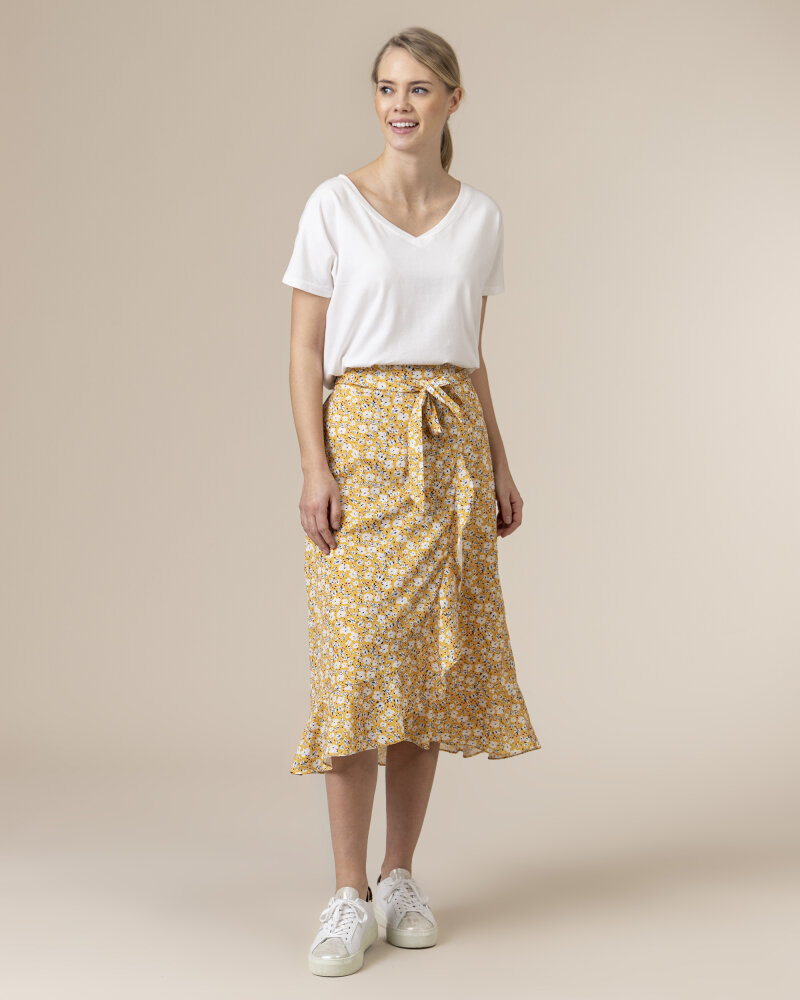 Spódnica Co'Couture 74202_EMMALY_52 YELLOW żółty - fot:5