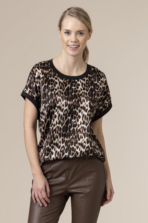 Bluzka Co'Couture 75770_NORMA_128 COGNAC czarny
