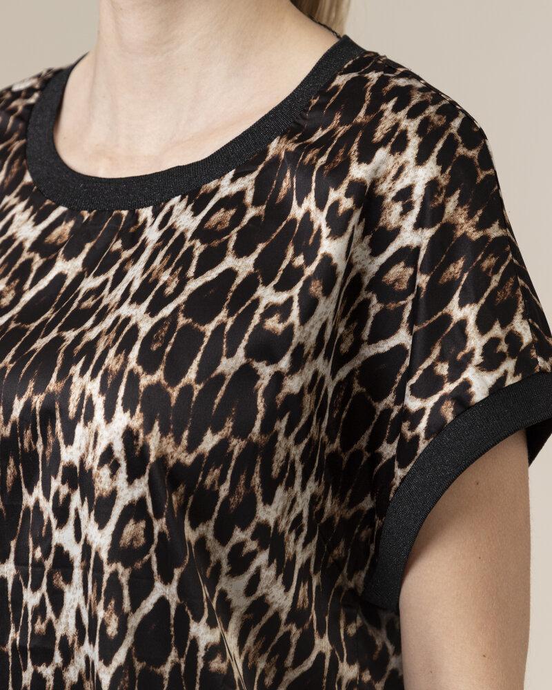 Bluzka Co'Couture 75770_NORMA_128 COGNAC czarny - fot:3