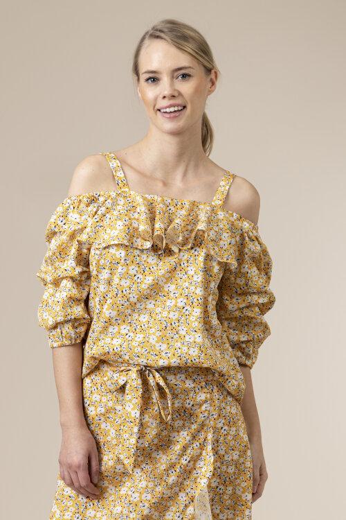 Bluzka Co'Couture 75852_POPPY_52 YELLOW wielobarwny