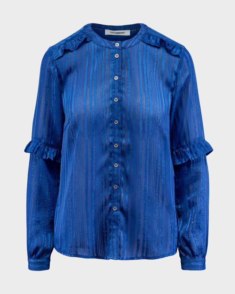 Bluzka Co'Couture 75772_VENETTA_76 NEW BLUE niebieski - fot:1