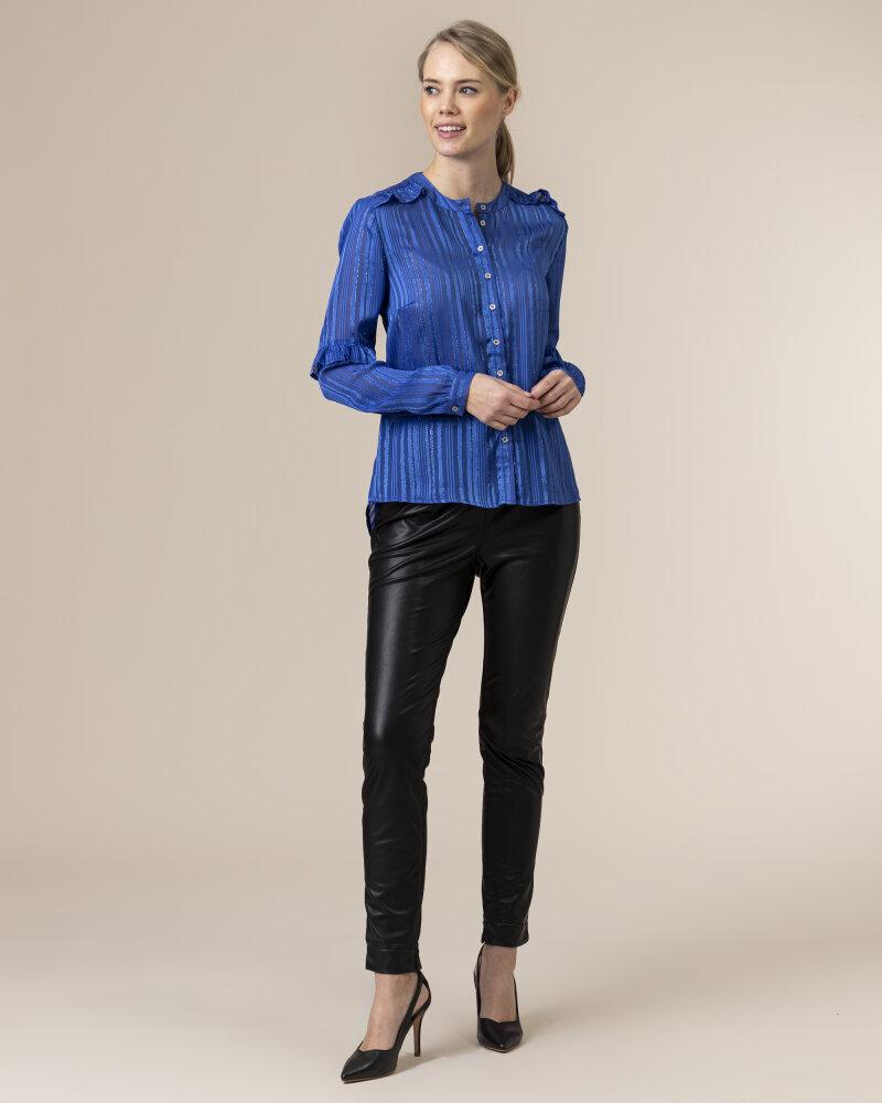 Bluzka Co'Couture 75772_VENETTA_76 NEW BLUE niebieski - fot:5