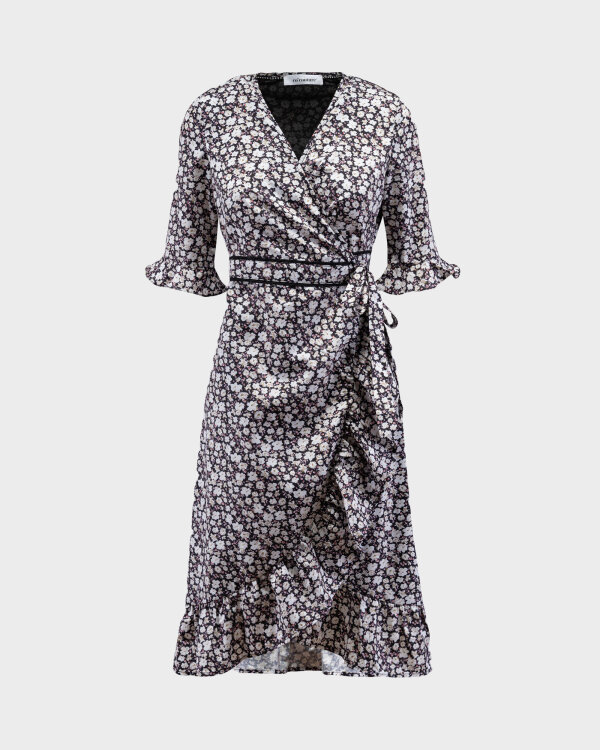 Sukienka Co'Couture 76221_POPPY_120 NAVY granatowy