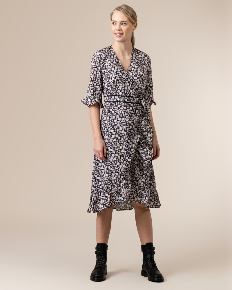 Sukienka Co'Couture 76221_POPPY_120 NAVY granatowy - fot:6