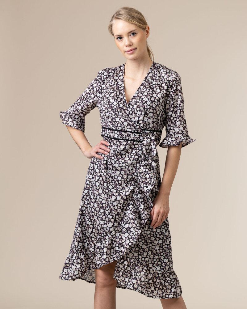 Sukienka Co'Couture 76221_POPPY_120 NAVY granatowy - fot:2