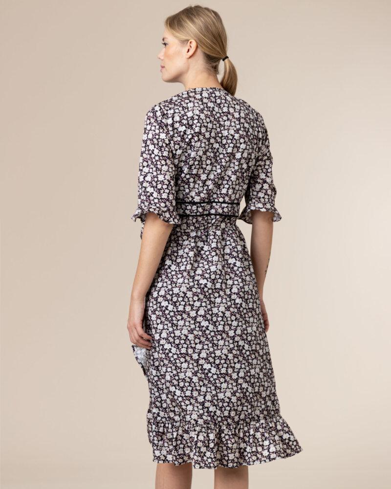 Sukienka Co'Couture 76221_POPPY_120 NAVY granatowy - fot:4