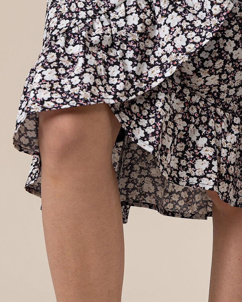 Sukienka Co'Couture 76221_POPPY_120 NAVY granatowy - fot:5