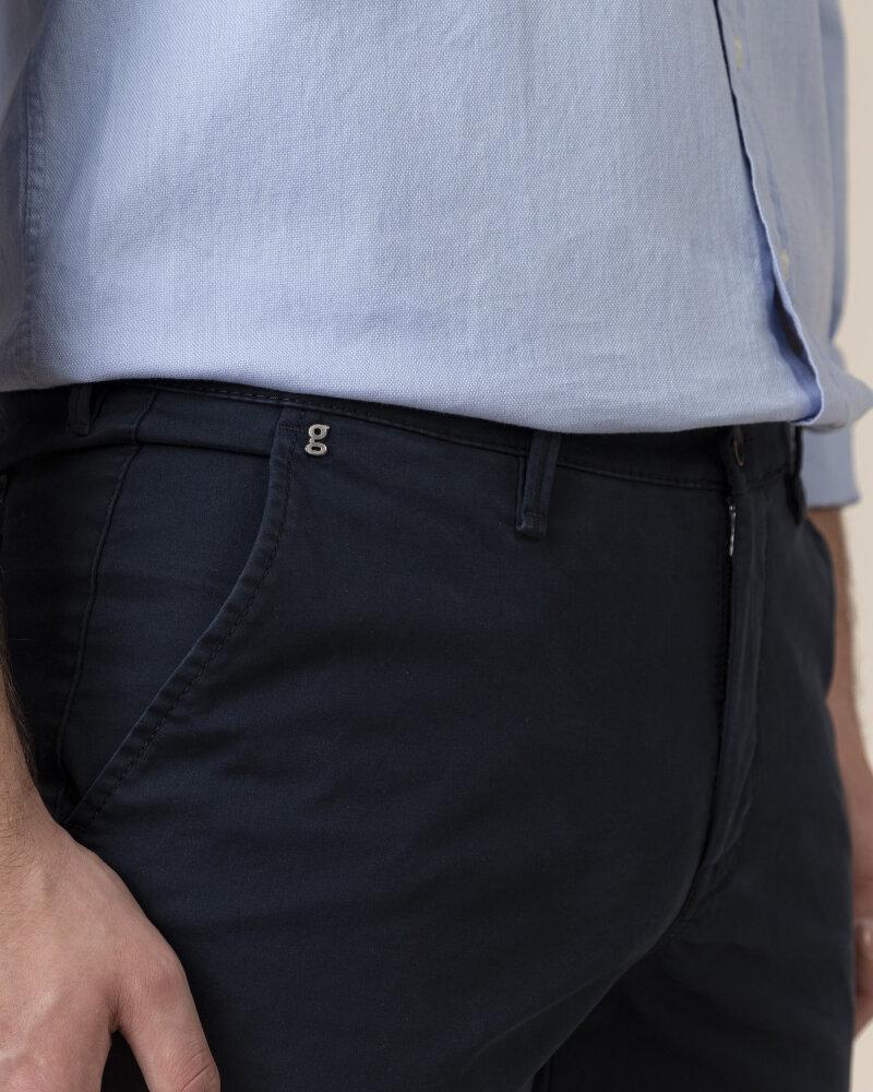 Spodnie Atelier Gardeur BENITO 411361_68 granatowy - fot:3