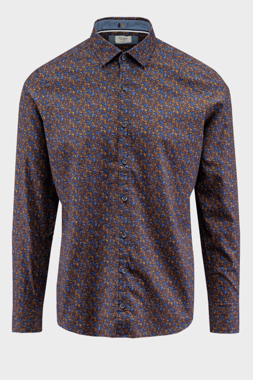 Koszula Olymp 303264_53 brązowy