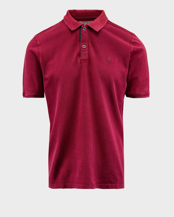 Polo Colours & Sons 9220-460_299 MERLOT czerwony