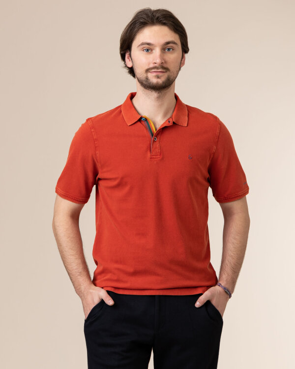 Polo Colours & Sons 9220-460_199 ROOIBOS pomarańczowy