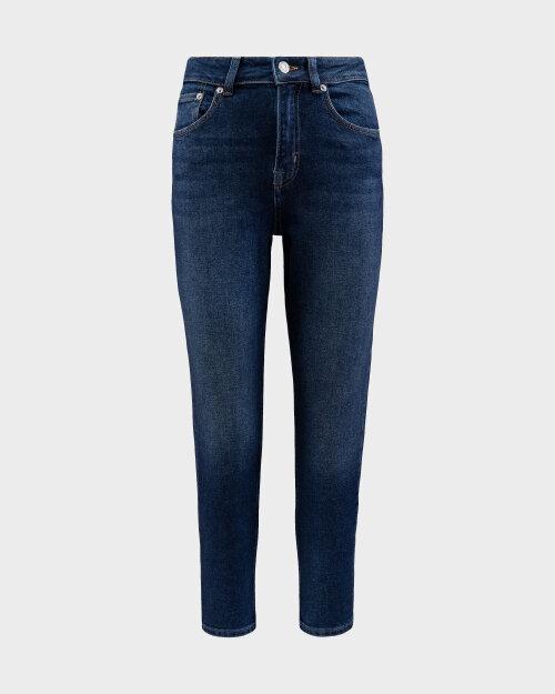 Spodnie Na-Kd 1660-000123_DARK BLUE niebieski