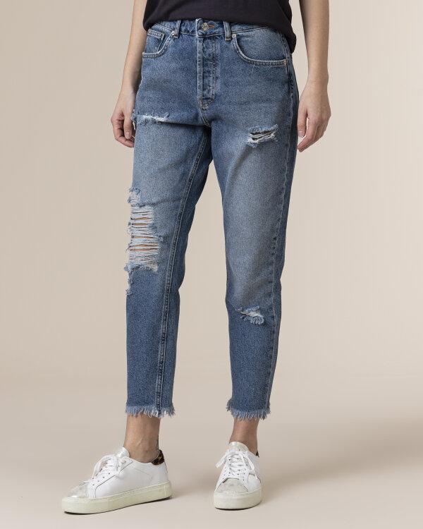 Spodnie Na-Kd 1660-000177_MID BLUE niebieski