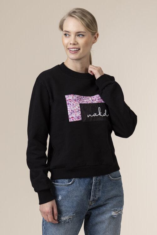 Bluza Na-Kd 1660-000219_BLACK czarny