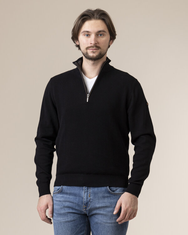 Sweter Redmond 623_90 czarny