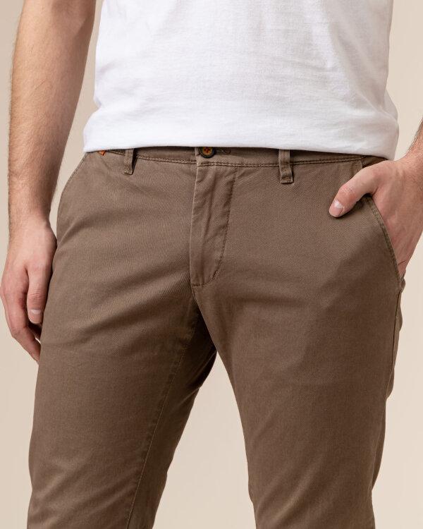 Spodnie Hattric 4333677455_21 brązowy