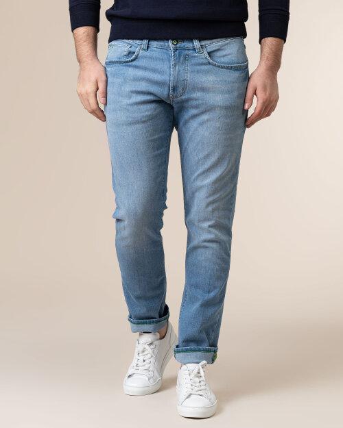 Spodnie Hattric 9318688125_41 niebieski