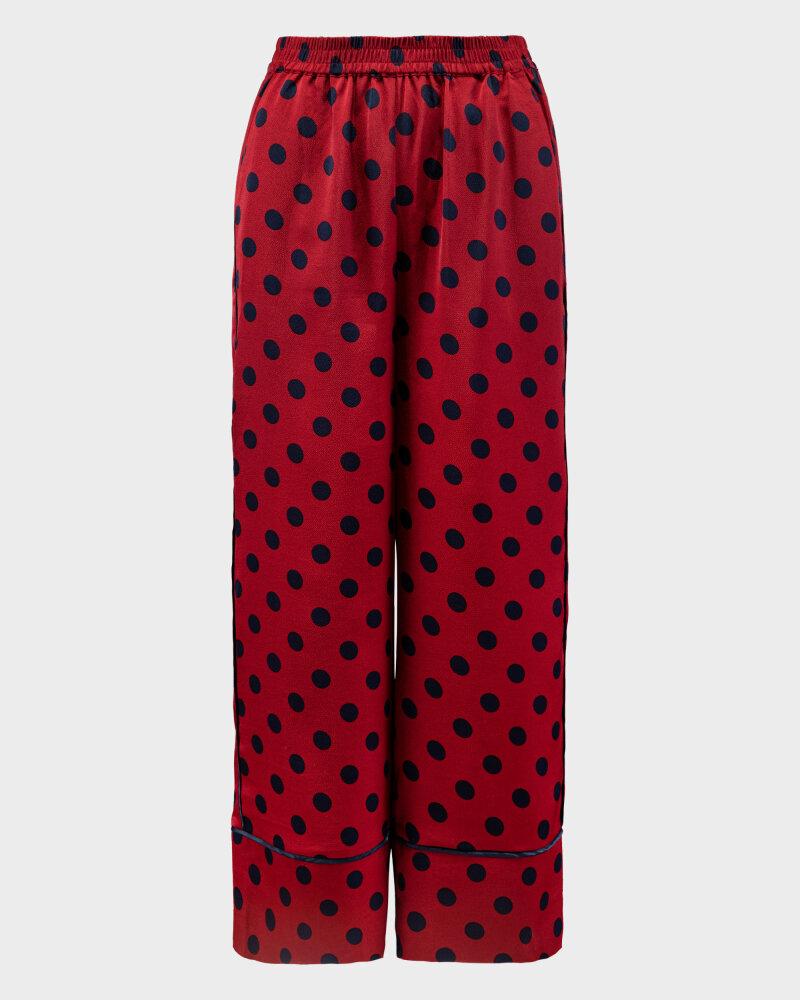 Spodnie Co'Couture 71358_44 czerwony - fot:1