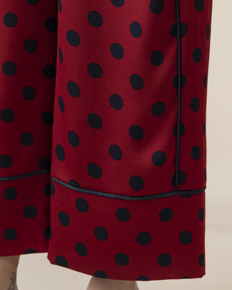 Spodnie Co'Couture 71358_44 czerwony - fot:3