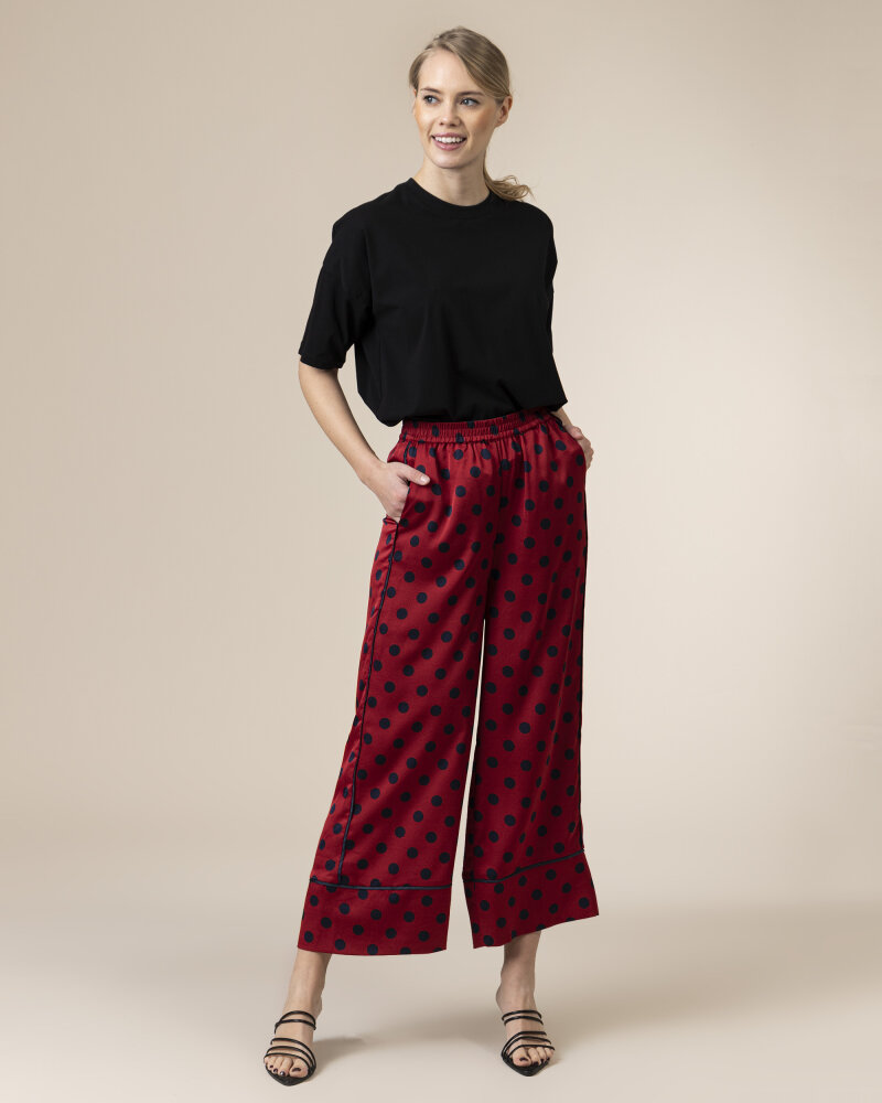 Spodnie Co'Couture 71358_44 czerwony - fot:5