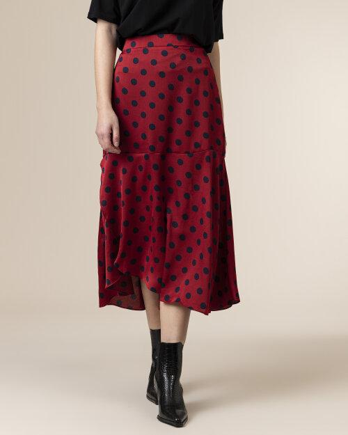 Spódnica Co'Couture 74125_44 czerwony
