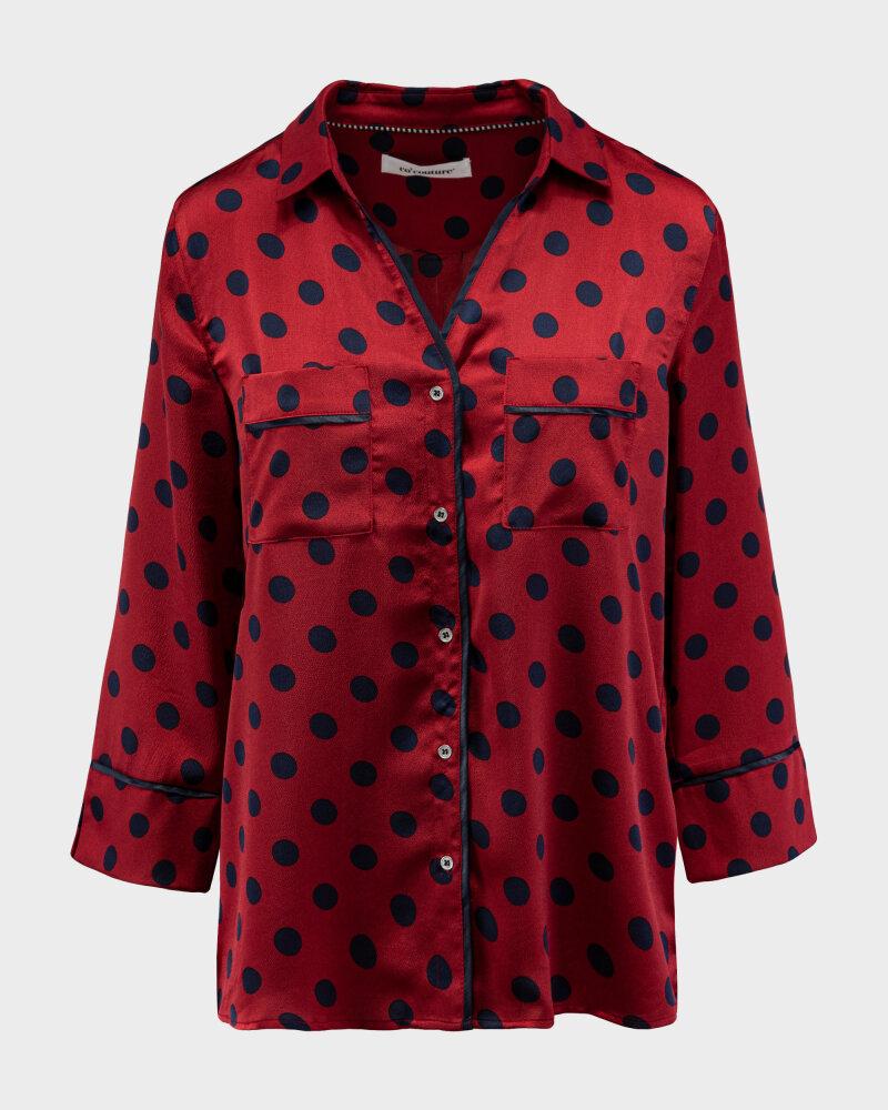 Koszula Co'Couture 75684_44 czerwony - fot:1
