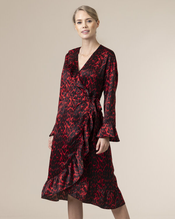 Sukienka Co'Couture 76331_44 czerwony