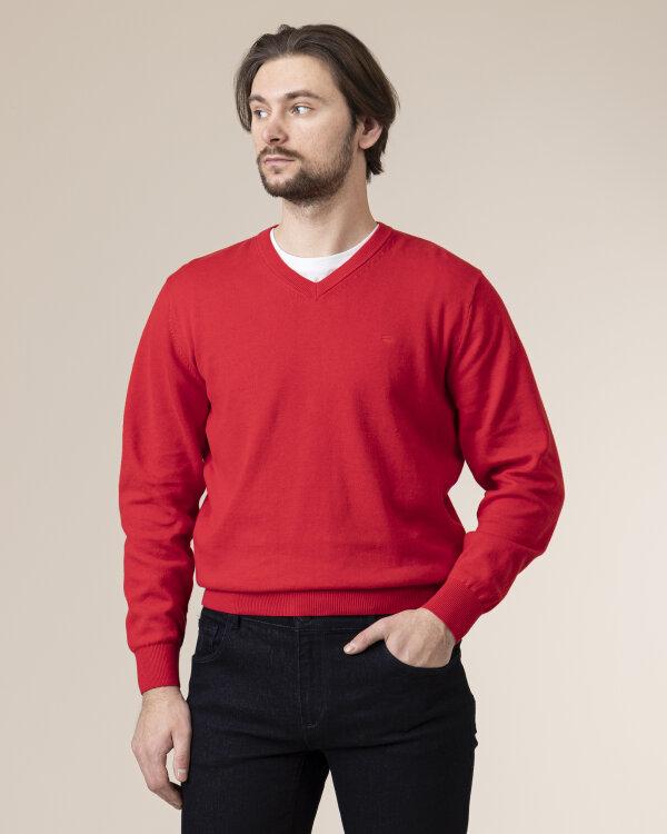 Sweter Redmond 600_511 czerwony