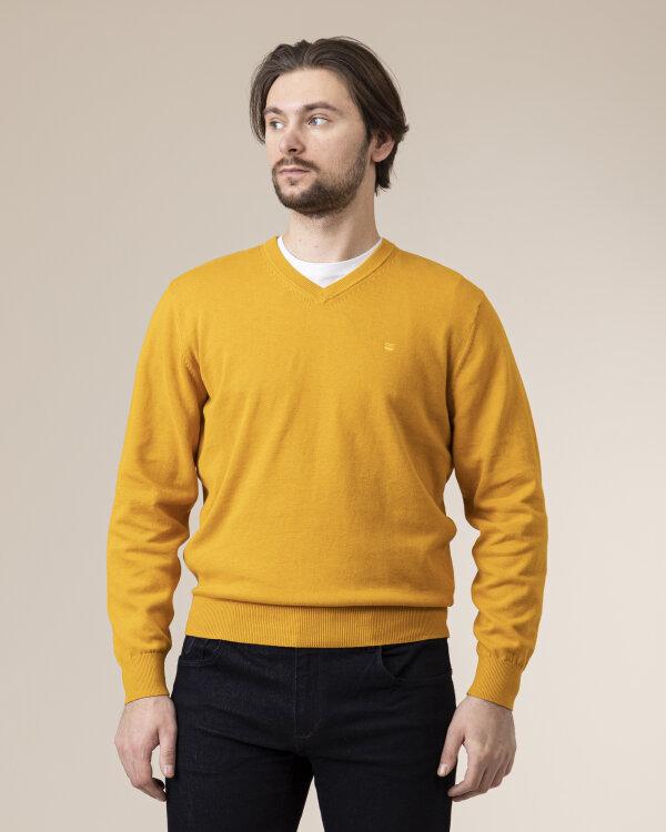 Sweter Redmond 600_42 żółty