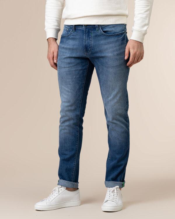 Spodnie Hattric 9318688125_42 niebieski
