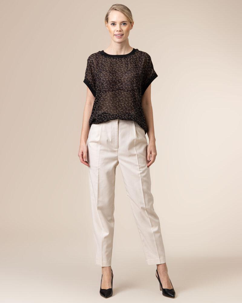 Bluzka Co'Couture 75787_NORMA_96 BLACK czarny - fot:5