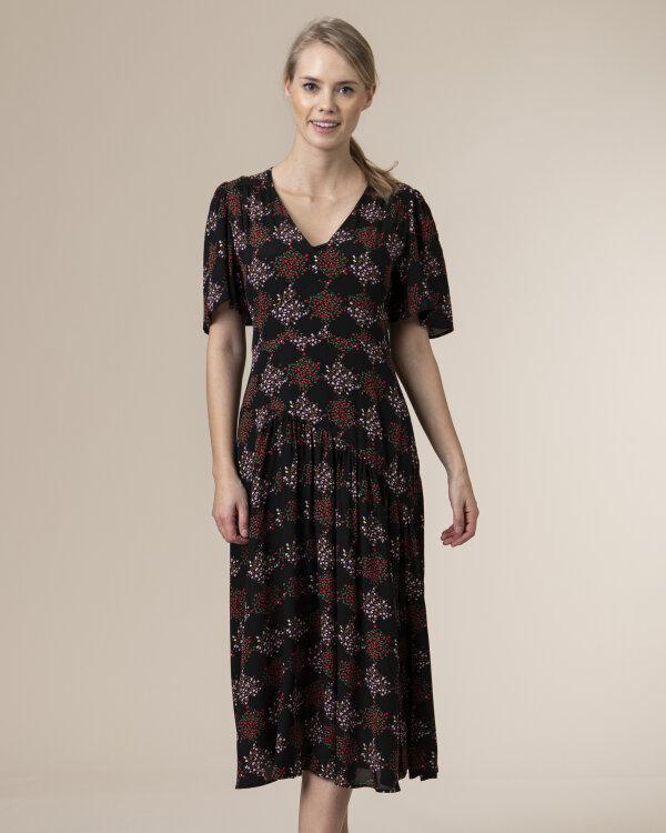 Sukienka Iblues 72210311_DECORO_005 czarny