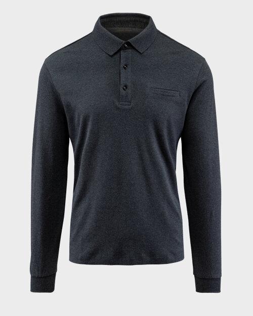 T-Shirt Pierre Cardin 02310_53014_2100 ciemnoszary