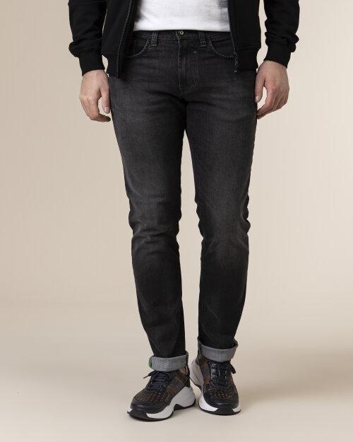Spodnie Hattric 9318688125_08 czarny