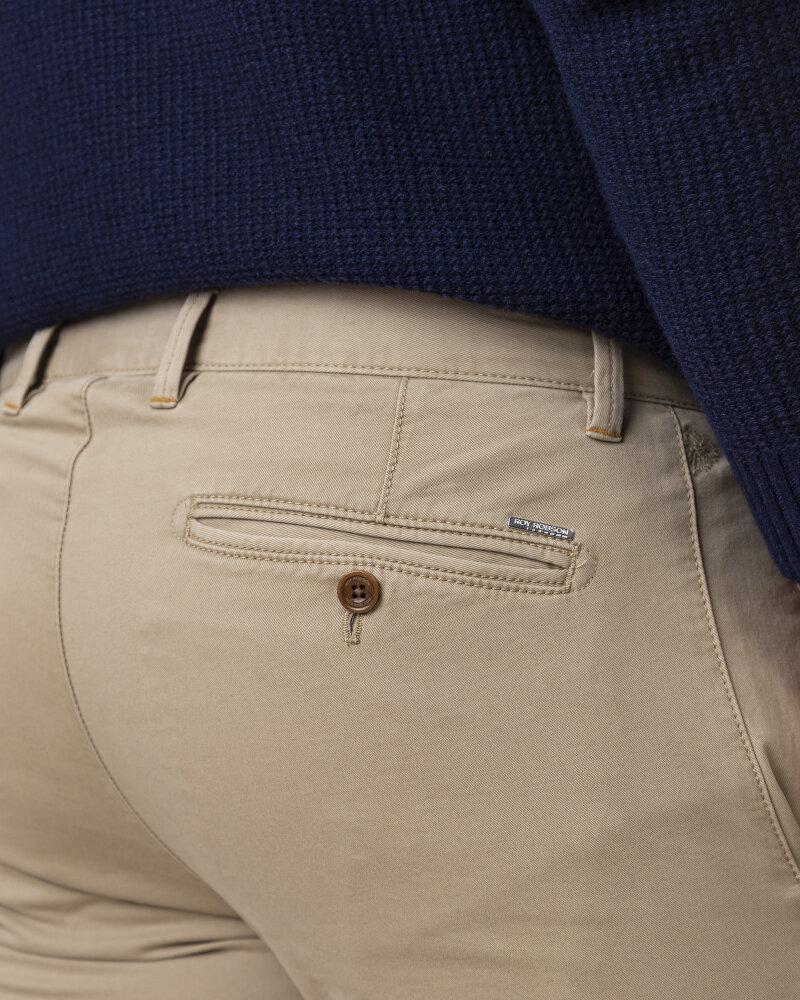 Spodnie Roy Robson S51050371696000/04_A250 beżowy - fot:4