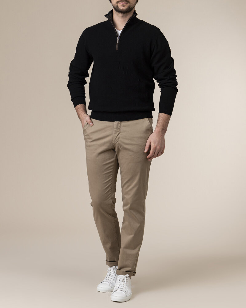 Spodnie Atelier Gardeur BENITO 411361_18 beżowy - fot:6
