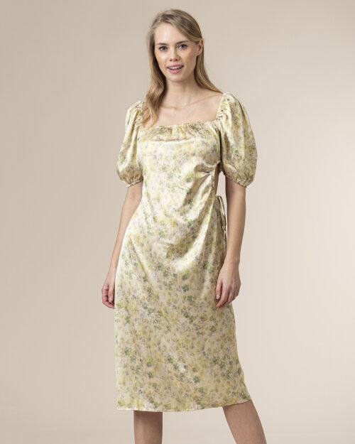 Sukienka Na-Kd 1018-006369_GREEN FLOWER zielony