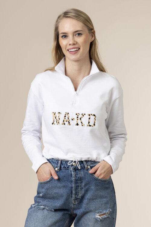 Bluza Na-Kd 1660-000221_WHITE biały