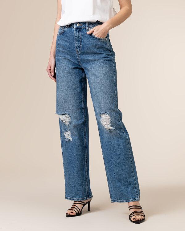 Spodnie Na-Kd 1660-000560_MID BLUE niebieski